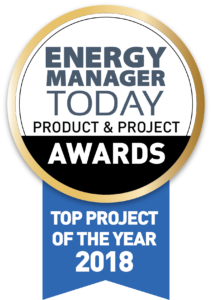 Performance Solutions Earns Top Project of the Year Award from Energy Manager Today